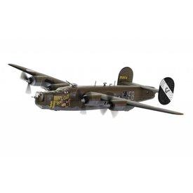 Corgi B24D Liberator 453BG 8th Air Force USAAF Jimmy Stewart Male Call G+ E8  252154 1:72 with stand