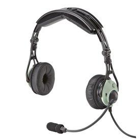 David Clark Pro-XA ENC headset Airbus Connection