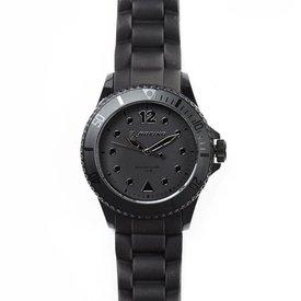 The Boeing Store Lolliclock Boeing Logo Watch – Black/Silver