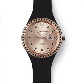 Boeing Store Boeing Rose Gold Accent Watch – Women