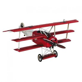 Authentic Models AM Fokker Triplane Model Small