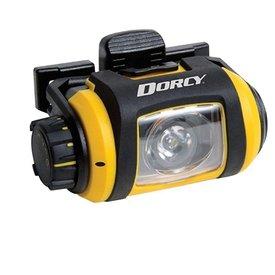 Dorcy Flashlight LED Headlamp Pro 2xAA 200 lumens