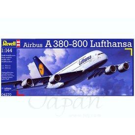Revell REVAG A380-800 LUFTHANSA 1:144 Plastic Kit