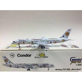 "Gemini Jets B757-200 CONDOR ""Rizzi Bird"" 1:400 *O/P* scarce!"