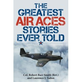 Globe Pequot Greatest Air Aces Stories Ever Told softcover