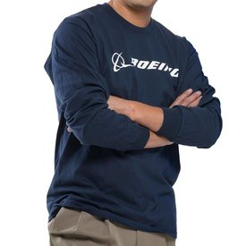 Boeing Store Signature T-Shirt Long Sleeve
