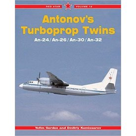 ANTONOV'S TURBOPROP TWINS:RS#12