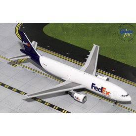 Gemini Jets A300-600F FedEx Express N683FE 1:200 with stand (1st release)