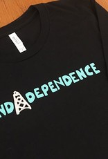 Anthropop END DEPENDENCE T-shirt