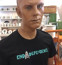Anthropop ROD's Tee: END DEPENDENCE