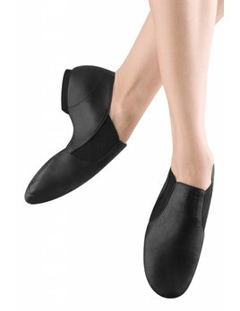 Bloch Elasta Bootie Jazz Shoe
