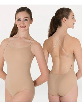 totalSTRETCH™ UNDERWRAPS Microfiber Leotard