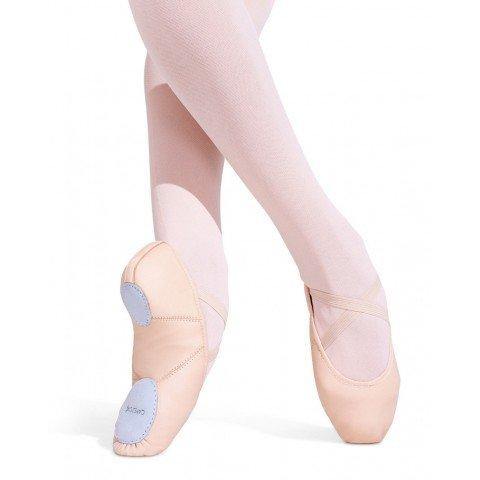 Capezio Juliet Leather Ballet Shoe