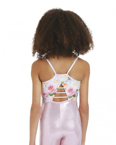 Capezio Flyaway Biketard for Girls
