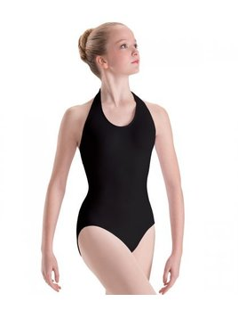 Motionwear Girl's Halter Leotard