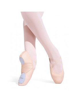 CAPEZIO Capezio Juliet Leather Ballet Shoe for Kids