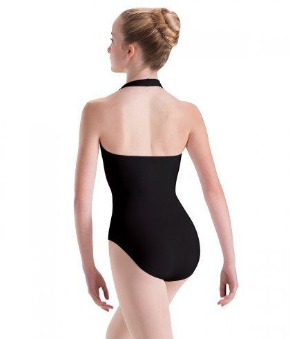 Motionwear Pullover Halter Leotard for Women