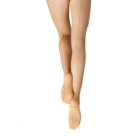 CAPEZIO Capezio Professional Fishnet Tight with Seam