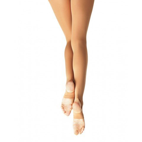 Capezio Ultra Soft Stirrup Tights