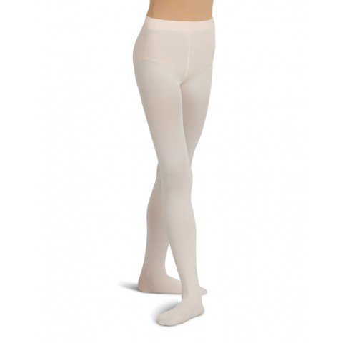 Capezio Ultra Soft Footed Tights for Girls