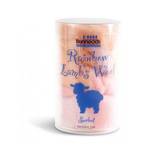 Bunheads™ Rainbow Lamb's Wool