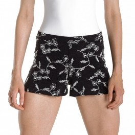 Wear Moi Elty Embroidered Shorts