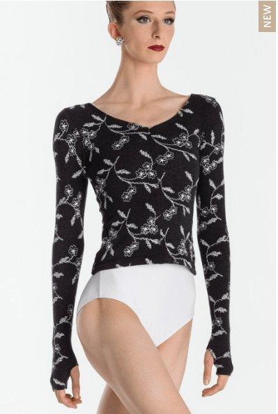 Wear Moi Teora V Neck Sweater