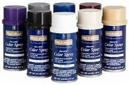 Meltonian Nu-Life Color Shoe Spray
