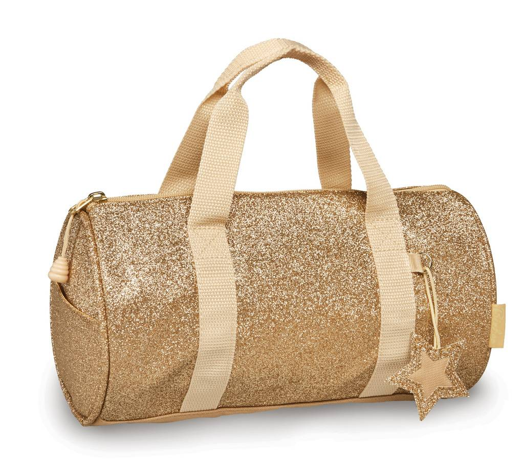 """Sparkalicious"" Small Dance Duffel Bag"