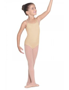 Girls Bloch Microlux Cami Leotard and Bodyliner