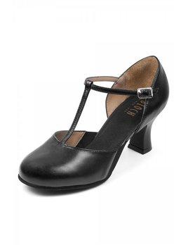 BLOCH Bloch Split Flex T Strap Character Shoe