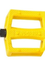 TSC Ravager Plastic Pedal Highlighter Yellow