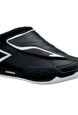Shimano Shimano SH-AM45 Bicycle Shoes Black/White