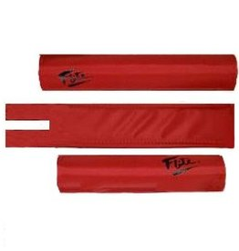 Flite Speed Padset Red