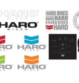 Haro Bikes Decal Haro New school 10-pk