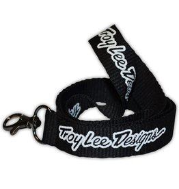 Troy Lee Designs Troy Lee Designs Lanyard Black/White