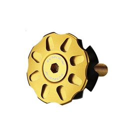 Token Token Top Cap Set 1-1/8'' Gold