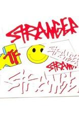 Stranger Stiker set (7 stickerspack)