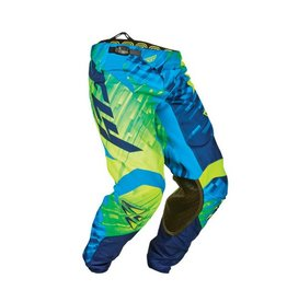 "Fly Racing Fly Kinetic Pant ""Glitch''"