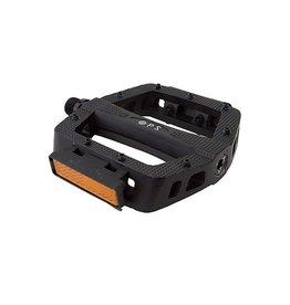 Black Ops Pedals Platform Sealed 9/16 Black