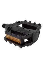 Sunlite Sunlt Pedals Juvenile Bmx Plastic 1/2 Black