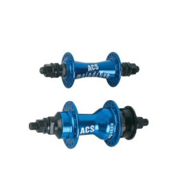 "ACS ACS Maindrive Cassette Hub Set 36h 3/8"", SB Blue"