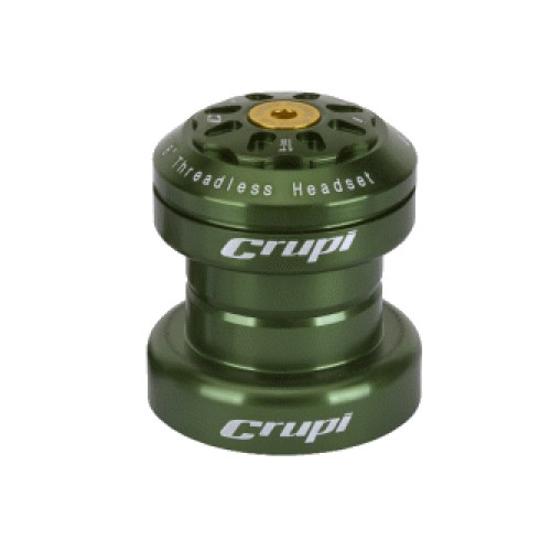 Crupi Crupi Headset Integrated 1.1/8  Green