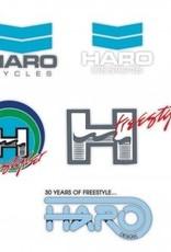 Haro Bikes Decal Haro Old school 5-pk