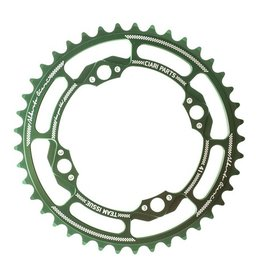 Ciari Corona 4-Bolt Chainring Green 44T