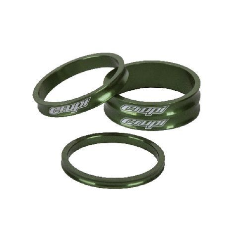 Crupi Crupi Headset Spacers 3/Pk