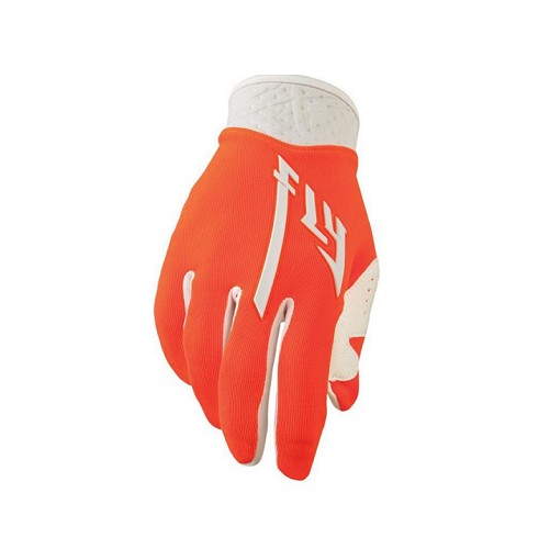 Fly Racing Fly Pro Lite Glove Orange/White 11