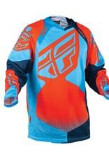 Fly Racing Fly Evo Rev Jersey Neon Orange/Blue SM
