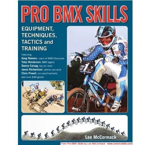 Pro Bmx Skills Book