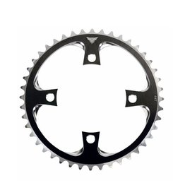 Redline Redline Flight 4-Bolt Chainring Black 44T